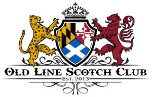 Old Line Logo small white